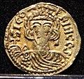 Tremisse di sicone principe, con s. michele benevento 817-832, 01.jpg