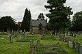 Trevor Mausoleum in churchyard of the Church of St Mary.jpg