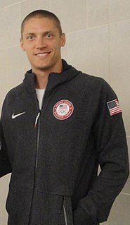 Trey Hardee American track and field athlete