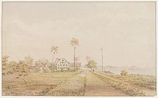 Alkmaar, Suriname Resort and town in Commewijne District, Suriname