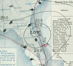 Tropical Storm Three analysis 30 Aug 1937.png