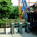 Turnstiles at a theme park.jpg