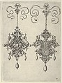 Two Pendant Designs with Sun-Dials on Top MET DP837428.jpg