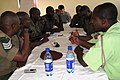U.S. Army Africa NCOs mentor staff operations in Botswana - March 2010 (4462501804).jpg