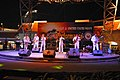 U.S. Sailors assigned to the U.S. Navy 7th Fleet Band, Orient Express, perform as part of Cooperation Afloat Readiness and Training (CARAT) 2013 in Jakarta, Indonesia, May 23, 2013 130523-N-SO584-063.jpg