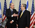 U.S. Special Envoy George Mitchell Meets With Israeli Defense Minister (3764308088).jpg