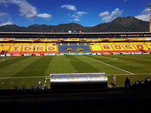 U20 Bogota