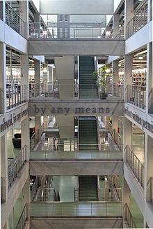 Tu Bibliothek Berlin