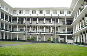 University of the East College of Business Administration - SFC Quadrangle