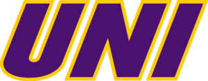 Northern Iowa Panthers men's basketball - Image: UNI wordmark