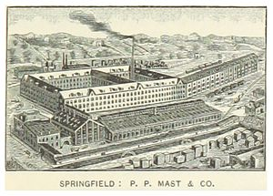 Crowell-Collier Publishing Company - P. P. Mast and Company, Springfield, Ohio