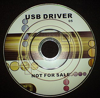Mini CD - A mini CD is a cost-effective solution for distributing small amounts of data, like device drivers.