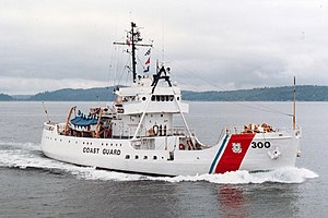 USCGC Citrus (WLB-300) - USCG Citrus in 1984 after conversion to a medium-endurance cutter