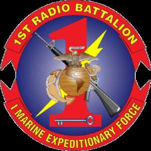Radio Battalion - Image: USMC 1st Radio Battalion