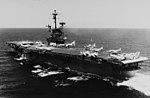 USS Bon Homme Richard (CVA-31) underway in Gulf of Tonkin on 13 June 1969.jpg