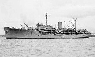 USS <i>Cascade</i> (AD-16)