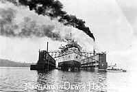 USS Maryland (ACR-8) in Drydock Dewey.jpg