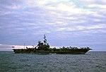 USS Midway (CVA-41) recovering aircraft 01 1964.JPG