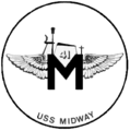 USS Midway (CVB-41) old logo.png