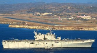 Operation New Horizons - USS Saipan participates in Operation New Horizons in Haiti