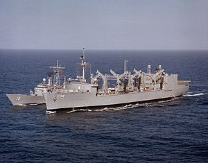 USS Wabash (AOR-5) - USS Wabash