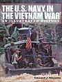 US Navy 030821-N-6236G-001 The book cover art of The U.S. Navy in the Vietnam War, an Illustrated History.jpg