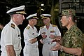 US Navy 110713-N-ER662-150 Rear Adm. Scott Jones discusses ship operations with Japan Self-Defense Force officers.jpg