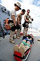 US Navy 120203-N-RP435-013 Sailors assigned to the visit, board, search, and seizure team of the guided-missile destroyer USS Halsey (DDG 97) learn.jpg