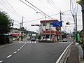 Uenohara Shinmachi intersection -01.jpg