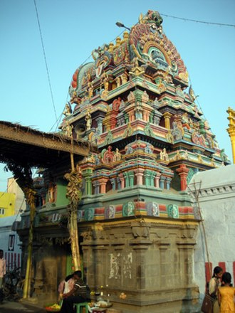 Thirumalisai Alvar - Image: Ulagalantha perumal 1
