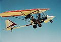 Ultraligero de 3 ejes Beaver con un motor Rotax 503.jpg