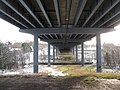 Under the bridge over the River Almond - geograph.org.uk - 1627179.jpg