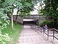 Underpass below Woodburn Way Milngavie - geograph.org.uk - 1432479.jpg