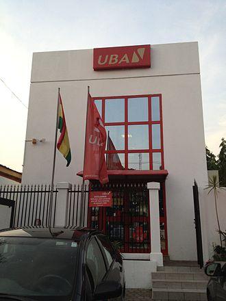 United Bank for Africa - United Bank for Africa in Ghana