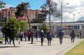 Universidad Nacional de Colombia. Entrada calle 26..jpg