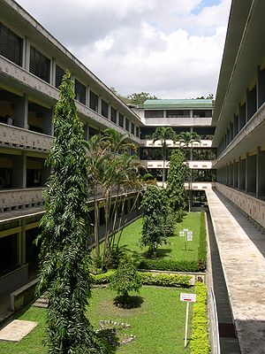 Talamban Campus, University of San Carlos in C...
