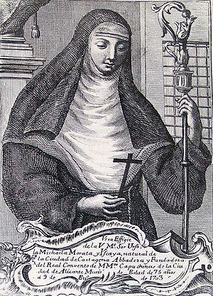 Úrsula Micaela Morata - Sister Ursula Micaela Morata