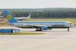Uzbekistan Airways, UK67003, Boeing 767-33P ER (20744522603).jpg