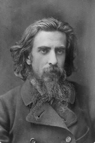 Vladimir Solovyov (philosopher) - Image: V.Solovyov