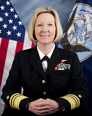 Northern Arizona University - Image: VADM Robin R. Braun