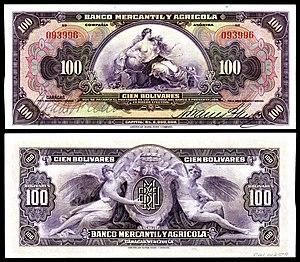 Currency Of Venezuela