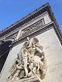 VIII Distrito de París - Arco de Triunfo de París - 20161026171515.jpg
