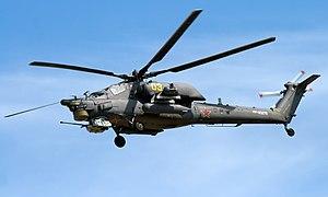 Mil Mi-28 - Image: VVS 100th IMG 0063 (7727429476)