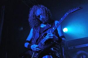 Vader (band) - Marek Pająk, 2015