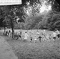 Vakantiefeesten in het Amsterdamse Bos . De zevensprong, Bestanddeelnr 912-7742.jpg
