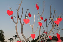 Valentine's Day - Wikipedia