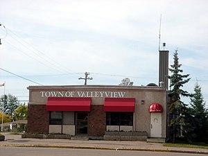 Valleyview, Alberta - Town Hall