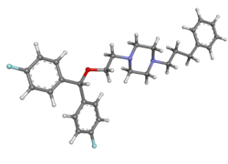 Vanoxerine ball-and-stick.png