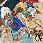 Vasily Kandinsky, Improvisation No. 30 (Cannons), 1913, 1931.511, Art Institute of Chicago.jpg