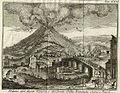 Veduta del Monte Vesuvio (...) - da - Salmon, T. - Lo Stato Presente di tutti i Paesi e Popoli del Mondo Naturale (1737-56).jpg